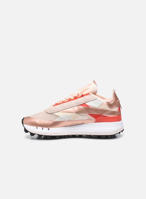 Sneakers Reebok Reebok Legacy 83 W Rosa immagine frontale