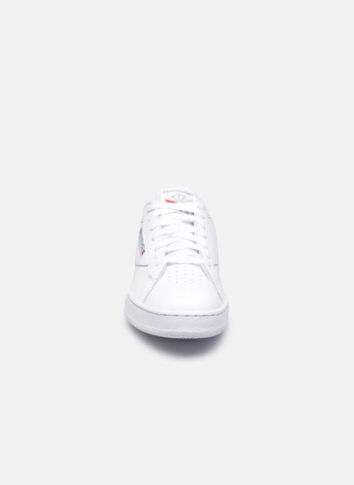 Sneaker Reebok Npc Uk Ii M weiß schuhe getragen