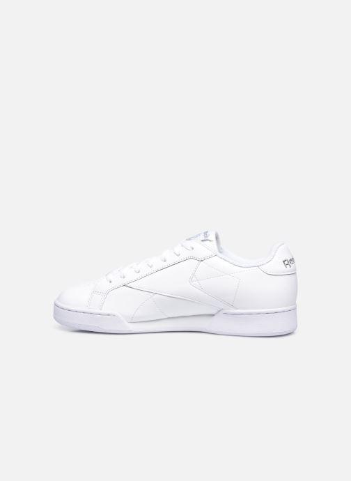 Sneaker Reebok Npc Uk Ii M weiß ansicht von vorne