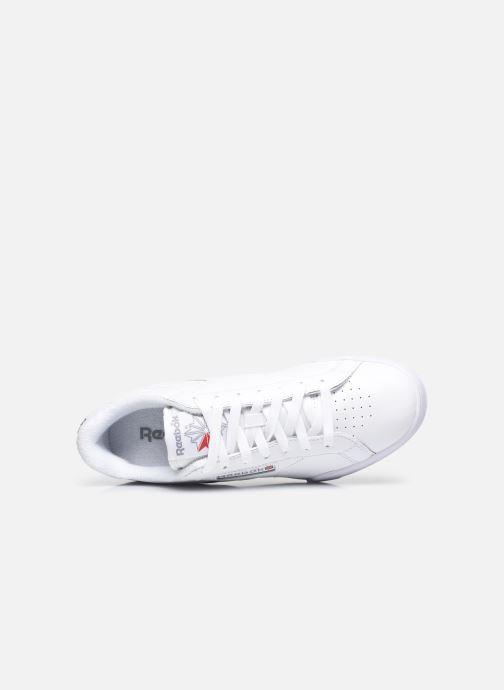 Sneaker Reebok Npc Uk Ii M weiß ansicht von links