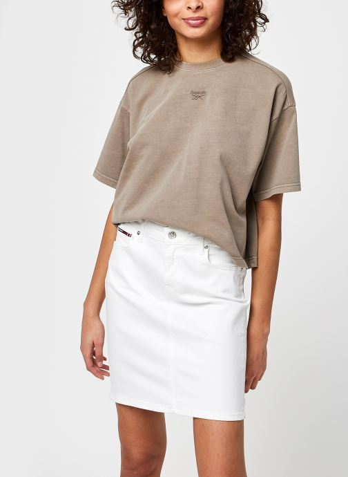 Abbigliamento Accessori Cl Rbk Nd Cropped T-Shirt
