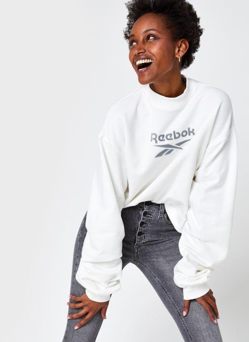 Sweatshirt - Cl W Mockneck Crew