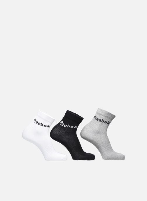 Sokken en panty's Reebok Act Core Mid Crew Sock 3P Grijs detail