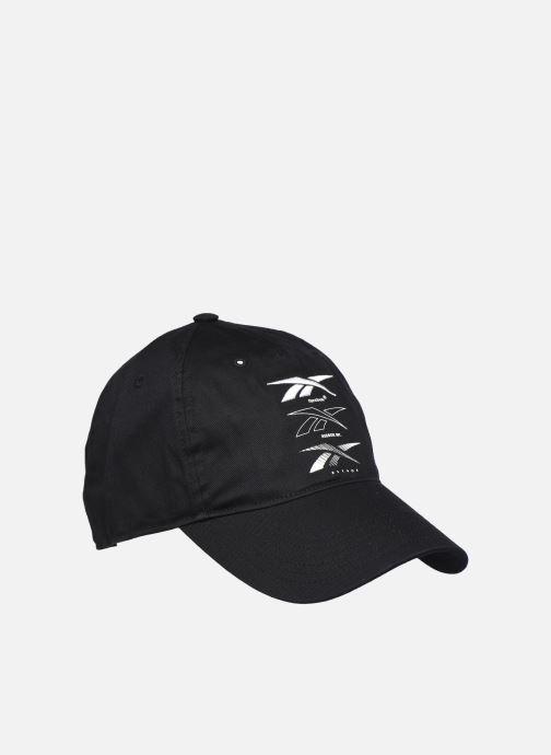 Kappe Reebok Tech Style Dad Cap schwarz detaillierte ansicht/modell