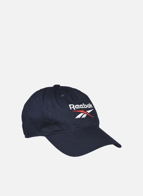 Gorra Reebok Te Logo Cap Azul vista de detalle / par