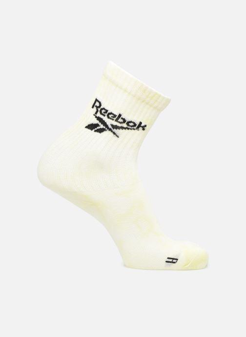 Calze e collant Reebok Cl Summer Retreat Sock Bianco vedi dettaglio/paio