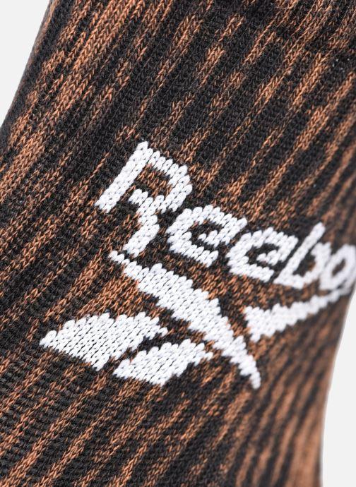 Calze e collant Reebok Cl Summer Retreat Sock Nero modello indossato