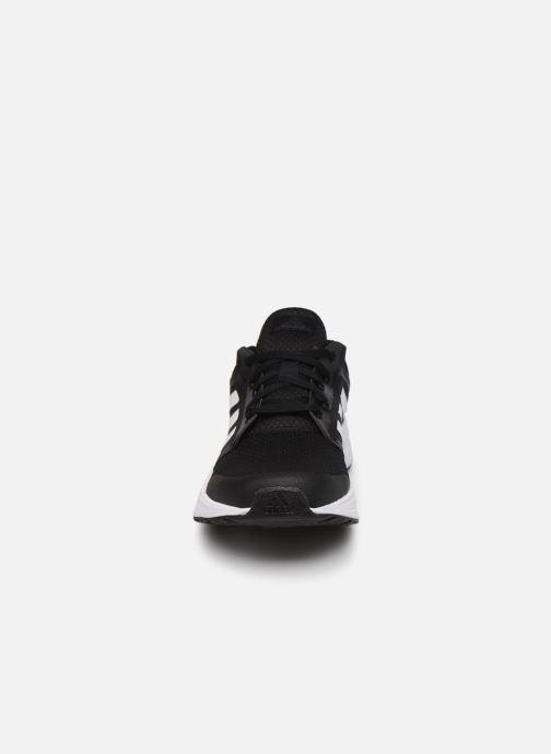 Chaussures de sport adidas performance Galaxy 5 W Noir vue portées chaussures