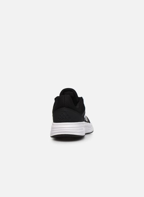 Chaussures de sport adidas performance Galaxy 5 W Noir vue droite