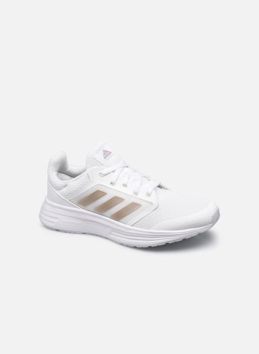 Chaussures de sport adidas performance Galaxy 5 W Blanc vue détail/paire