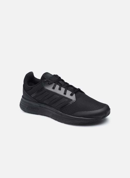 Sportschoenen adidas performance Galaxy 5 M Zwart detail