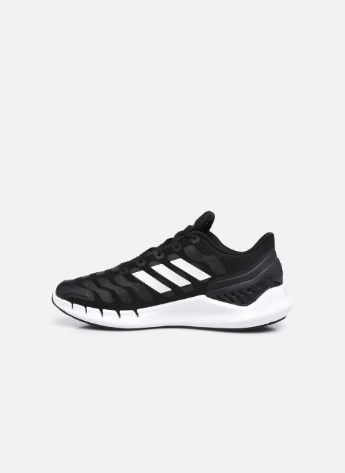 Sportschuhe adidas performance Climacool Ventania M schwarz ansicht von vorne