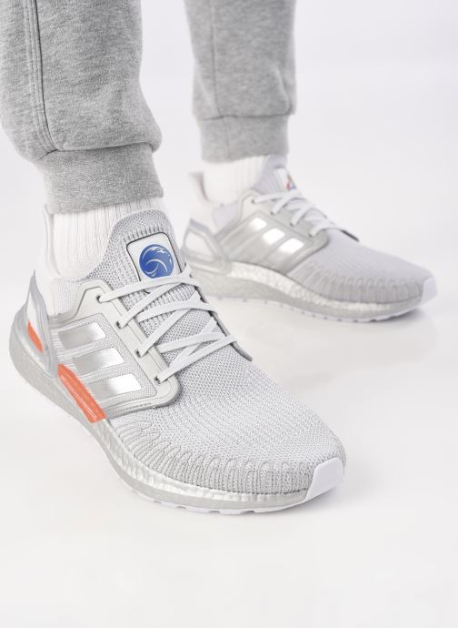 Sportschoenen adidas performance Ultraboost 20 Dna M Wit onder