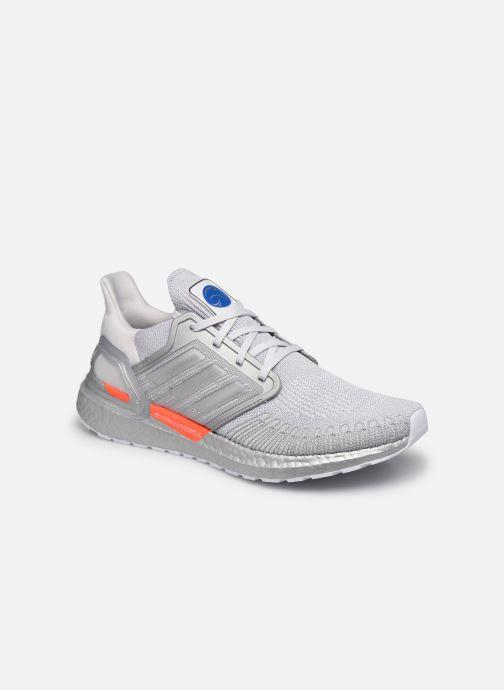 Chaussures de sport adidas performance Ultraboost 20 Dna M Blanc vue détail/paire