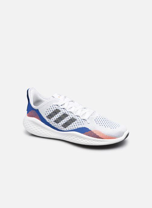 Chaussures de sport adidas performance Fluidflow 2.0 M Blanc vue détail/paire