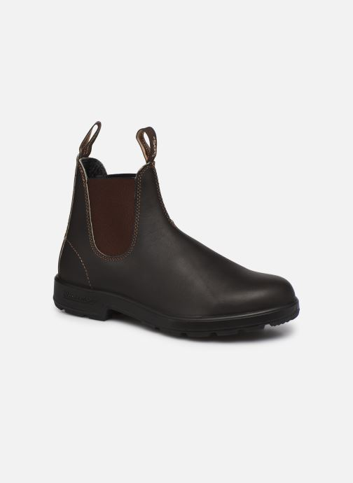 Boots en enkellaarsjes Blundstone 500 M Bruin detail
