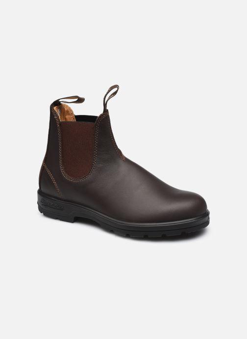Boots en enkellaarsjes Blundstone 550 W Bruin detail