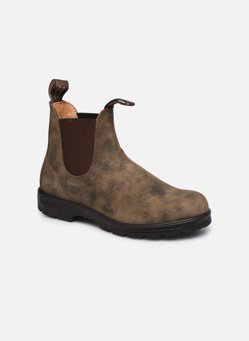 Stiefeletten & Boots Blundstone 585 W braun detaillierte ansicht/modell
