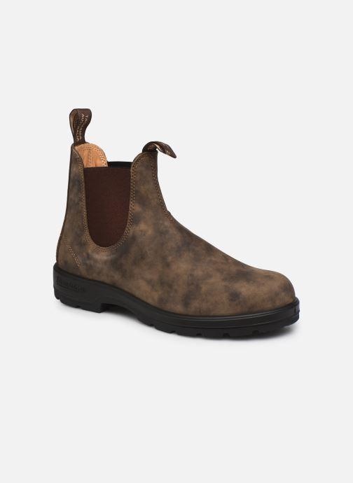 Stiefeletten & Boots Blundstone 585 M braun detaillierte ansicht/modell