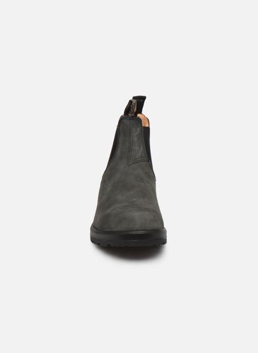 Stiefeletten & Boots Blundstone 587 M schwarz schuhe getragen