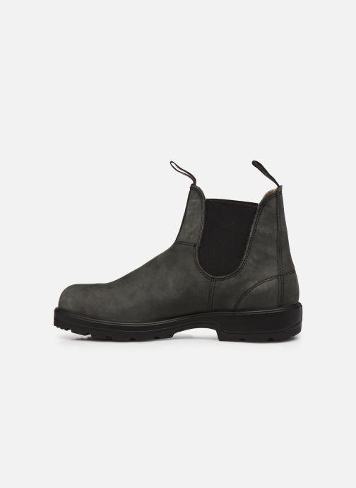 Stiefeletten & Boots Blundstone 587 M schwarz ansicht von vorne