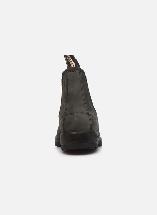 Stiefeletten & Boots Blundstone 587 M schwarz ansicht von rechts