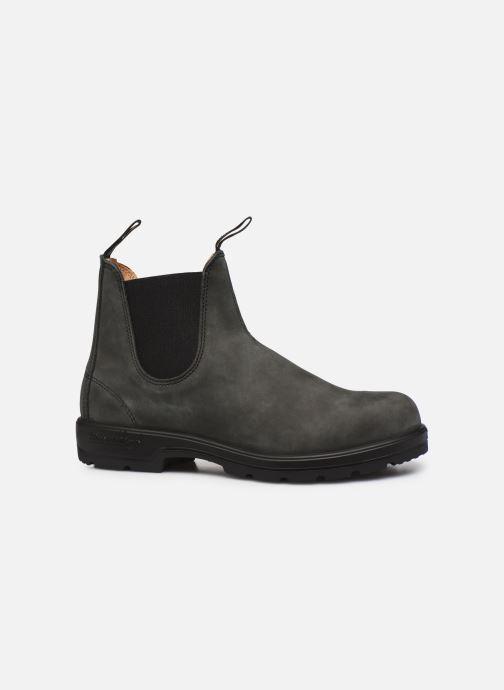 Stiefeletten & Boots Blundstone 587 M schwarz ansicht von hinten