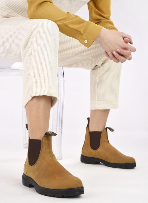 Boots en enkellaarsjes Blundstone 561 W Bruin onder