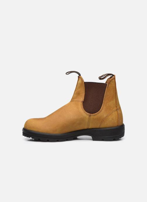 Boots en enkellaarsjes Blundstone 561 W Bruin voorkant