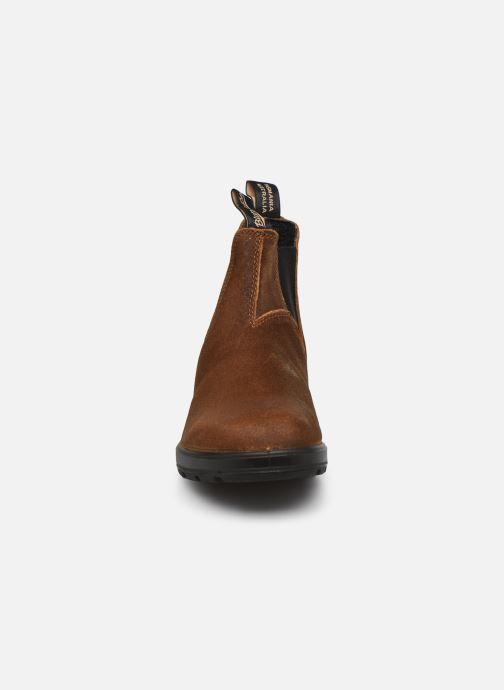 Stiefeletten & Boots Blundstone 1911 M braun schuhe getragen