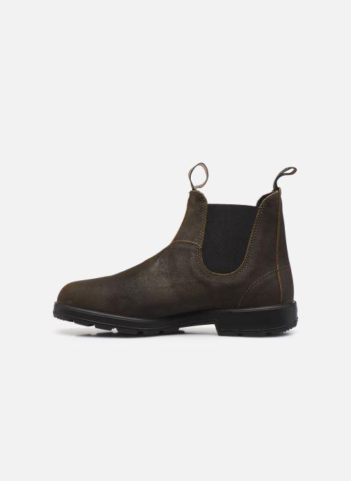 Stiefeletten & Boots Blundstone 1615 M grün ansicht von vorne