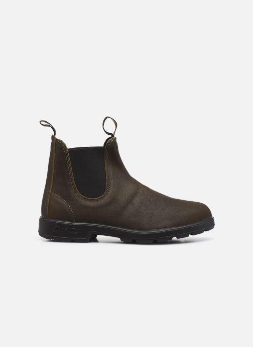 Stiefeletten & Boots Blundstone 1615 M grün ansicht von hinten