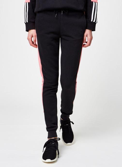 Vêtements adidas performance W Lin T C Pt Noir vue détail/paire