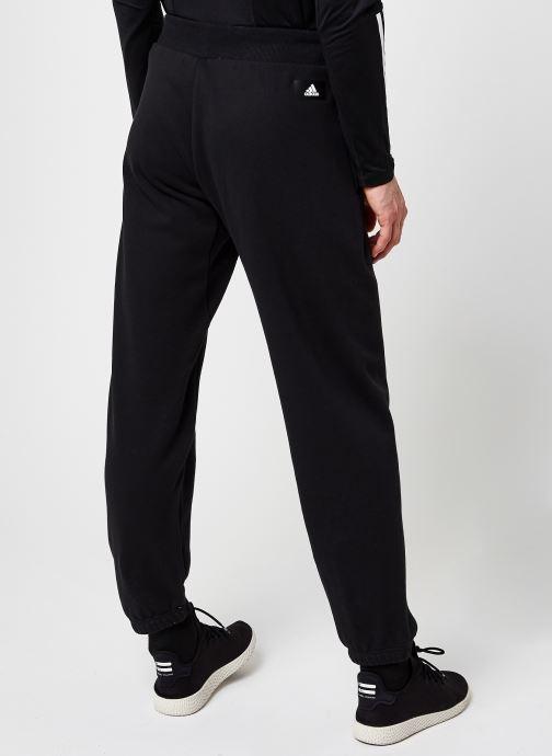 Vêtements adidas performance M Fi Pant 3B Noir vue portées chaussures