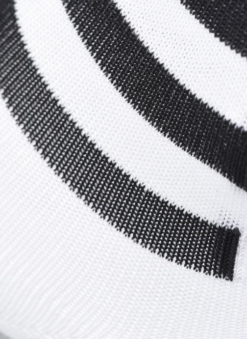 Chaussettes et collants adidas performance 3S Ankle 3Pp Blanc vue portées chaussures