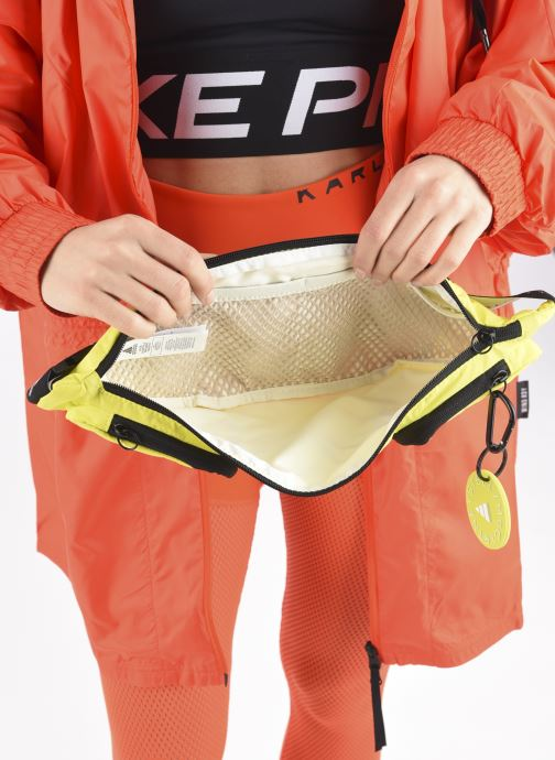 Borse adidas by Stella McCartney Asmc Bumbag Giallo immagine posteriore