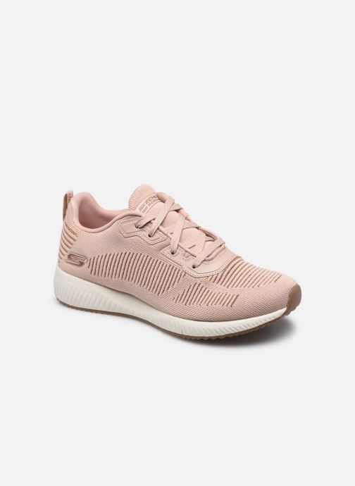Chaussures de sport Skechers BOBS SQUAD GLAM LEAGUE Rose vue détail/paire