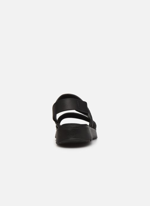 Sandalias Skechers FOOTSTEPS GLAM PARTY Negro vista lateral derecha