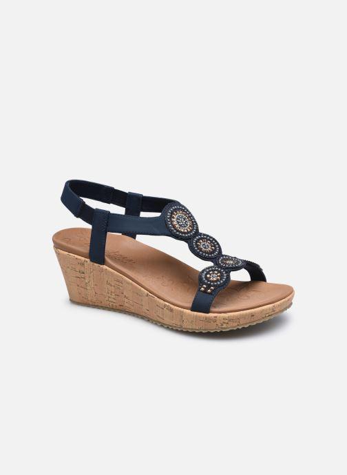 Sandali e scarpe aperte Skechers BEVERLEE DATE GLAM Azzurro vedi dettaglio/paio