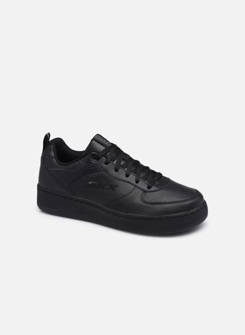 Sneaker Skechers SPORT COURT 92 schwarz detaillierte ansicht/modell