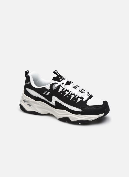 Sneakers Skechers D'LITES 4.0 Zwart detail