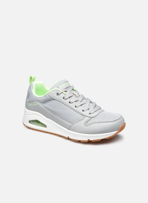 Sneaker Skechers UNO INSIDE MATTERS grau detaillierte ansicht/modell