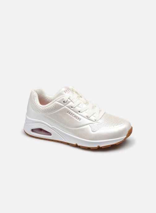 Sneakers Skechers UNO PEARL QUEEN Zilver detail