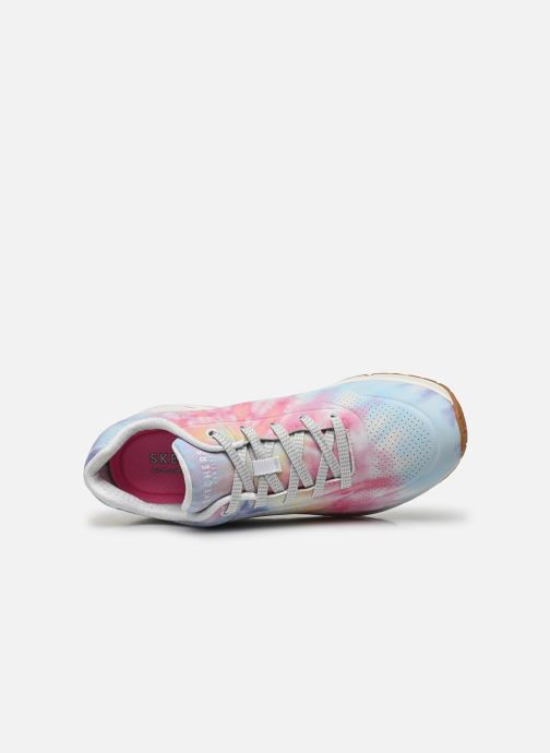 Sneaker Skechers UNO N mehrfarbig ansicht von links