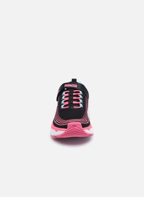 Sneaker Skechers Max Cushioning Elite schwarz schuhe getragen