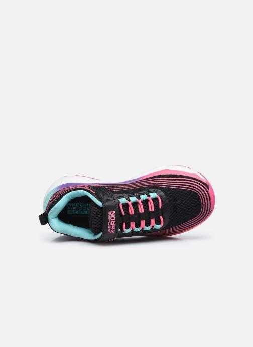 Sneaker Skechers Max Cushioning Elite schwarz ansicht von links
