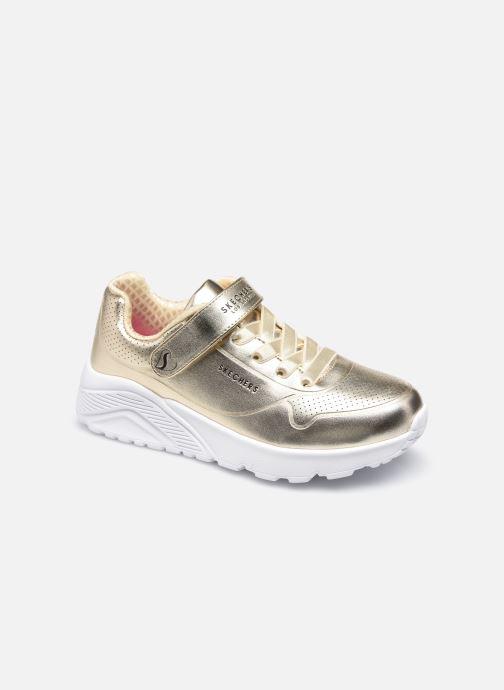 Sneaker Skechers Uno Lite gold/bronze detaillierte ansicht/modell