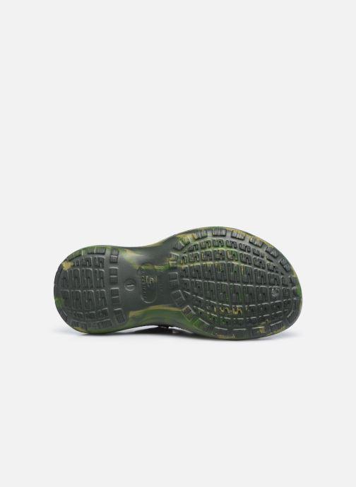 Sandalias Skechers Koolers Verde vista de arriba
