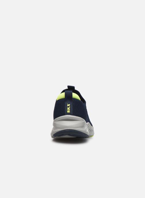 Sneaker Skechers Elite Rush blau ansicht von rechts