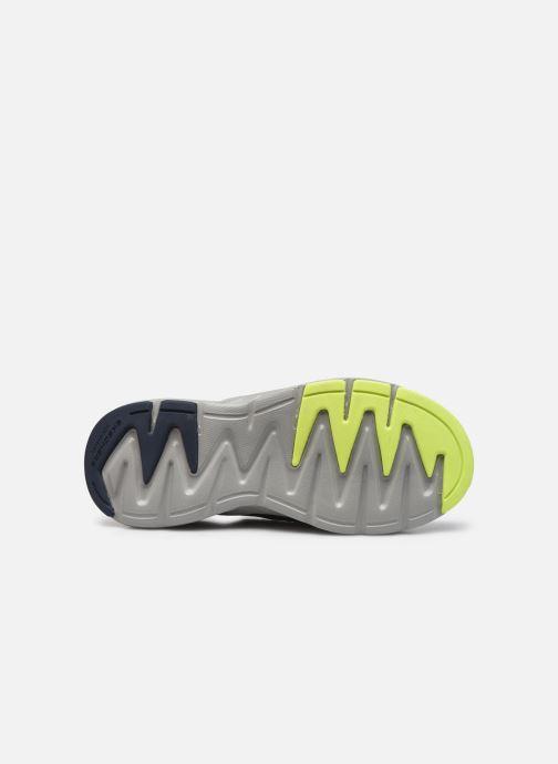 Sneaker Skechers Elite Rush blau ansicht von oben